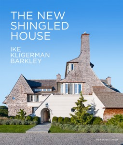 The New Shingled House by Ike Kligerman Barkley recently published by Monacelli Press highlights the versatile work of this American firm, one of the most successful practicing in a traditional style today.
